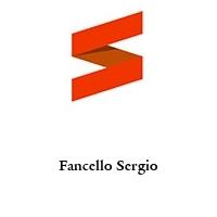 Fancello Sergio