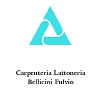 Carpenteria Lattoneria Bellicini Fulvio