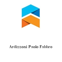 Ardizzoni Paolo Fabbro