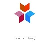 Ponzoni Luigi
