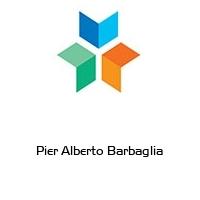 Pier Alberto Barbaglia