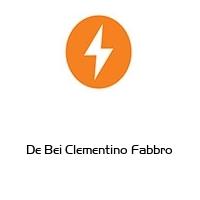 De Bei Clementino Fabbro