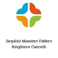 Segalini Massimo Fabbro Ringhiere Cancelli
