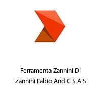 Ferramenta Zannini Di Zannini Fabio And C S A S