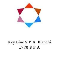 Key Line S P A  Bianchi 1770 S P A