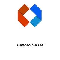 Fabbro Sa Ba