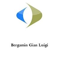 Bergamin Gian Luigi