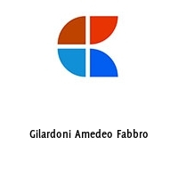 Gilardoni Amedeo Fabbro