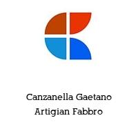 Canzanella Gaetano Artigian Fabbro