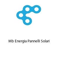 Mb Energia Pannelli Solari