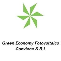 Green Economy Fotovoltaico Conviene S R L