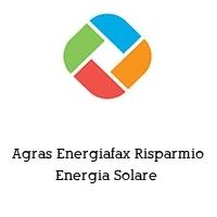 Agras Energiafax Risparmio Energia Solare