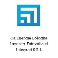 Ga Energia Bologna Inverter Fotovoltaici Integrati S R L