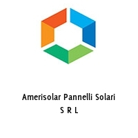 Amerisolar Pannelli Solari S R L