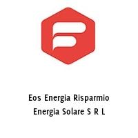 Eos Energia Risparmio Energia Solare S R L