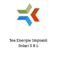 Tea Energie Impianti Solari S R L