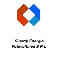 Sinergi Energia Fotovoltaica S R L