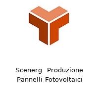 Scenerg  Produzione Pannelli Fotovoltaici