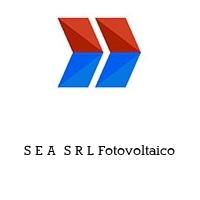 S E A  S R L Fotovoltaico