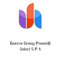 Enerco Group Pannelli Solari S P A