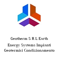 Geotherm S R L Earth Energy Systems Impianti Geotermici Condizionamento