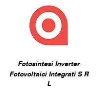Fotosintesi Inverter Fotovoltaici Integrati S R L