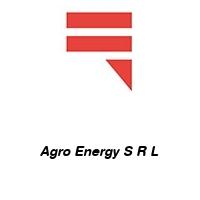Agro Energy S R L