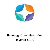 Nuenergy Fotovoltaico Con Inverter S R L