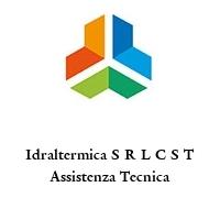 Idraltermica S R L C S T Assistenza Tecnica