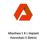 Albachiara S R L Impianti Fotovoltaici E Elettrici
