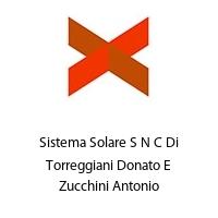 Sistema Solare S N C Di Torreggiani Donato E Zucchini Antonio