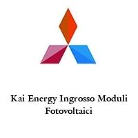 Kai Energy Ingrosso Moduli Fotovoltaici