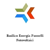 Basilico Energia Pannelli Fotovoltaici