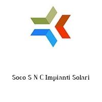 Soco S N C Impianti Solari
