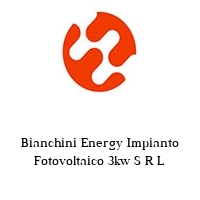 Bianchini Energy Impianto Fotovoltaico 3kw S R L