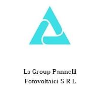 Ls Group Pannelli Fotovoltaici S R L
