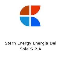 Stern Energy Energia Del Sole S P A
