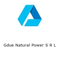 Gdue Natural Power S R L