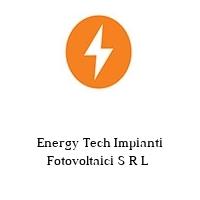 Energy Tech Impianti Fotovoltaici S R L