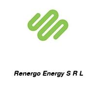 Renergo Energy S R L