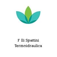 F lli Spattini Termoidraulica
