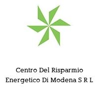 Centro Del Risparmio Energetico Di Modena S R L