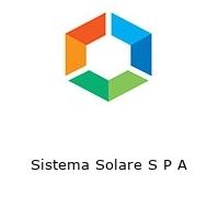 Sistema Solare S P A