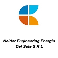Nolder Engineering Energia Del Sole S R L