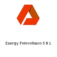 Exergy Fotovoltaico S R L