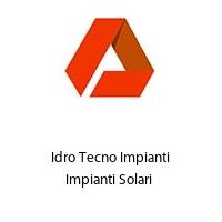 Idro Tecno Impianti Impianti Solari