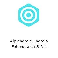 Alpienergie Energia Fotovoltaica S R L
