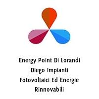 Energy Point Di Lorandi Diego Impianti Fotovoltaici Ed Energie Rinnovabili