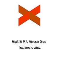 Ggt S R L Green Geo Technologies