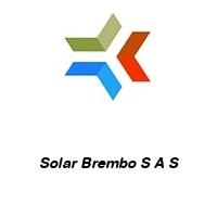 Solar Brembo S A S